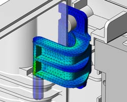 Design validation using Finite Element Analysis